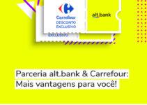 Membros alt.bank terão descontos especiais no site Carrefour